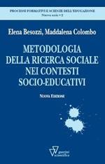 Metodologia della ricerca sociale nei contesti socioeducativi