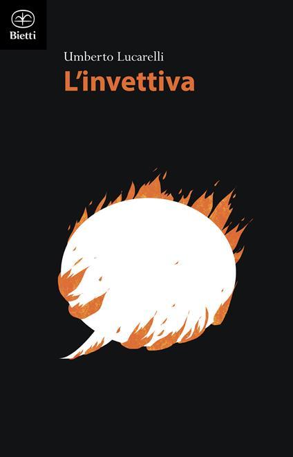 L' invettiva - Umberto Lucarelli - copertina