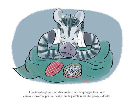 Zeb e la scorta di baci. Ediz. illustrata - Michel Gay - 3