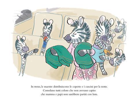 Zeb e la scorta di baci. Ediz. illustrata - Michel Gay - 4