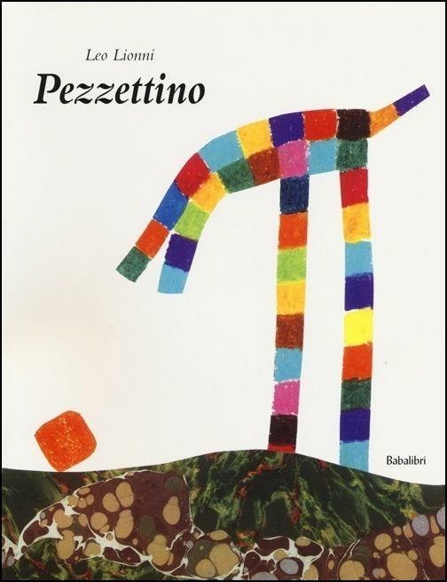 Pezzettino. Ediz. illustrata - Leo Lionni - copertina