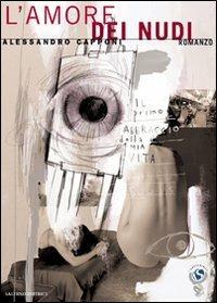 L' amore dei nudi - Alessandro Capponi - copertina