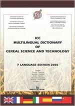 ICC multilingual dictionary of cereal science and technology