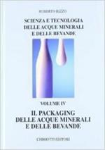 Scienza e tecnologia delle acque minerali e delle bevande. Vol. 4