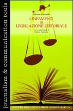Lineamenti di legislazione editoriale