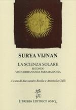 Surya Vijnan. La scienza solare secondo Vishuddhananda Paramahansa