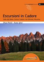 Escursioni in Cadore. Valle del Boite, centro Cadore, Val d'Ansiei, Misurina