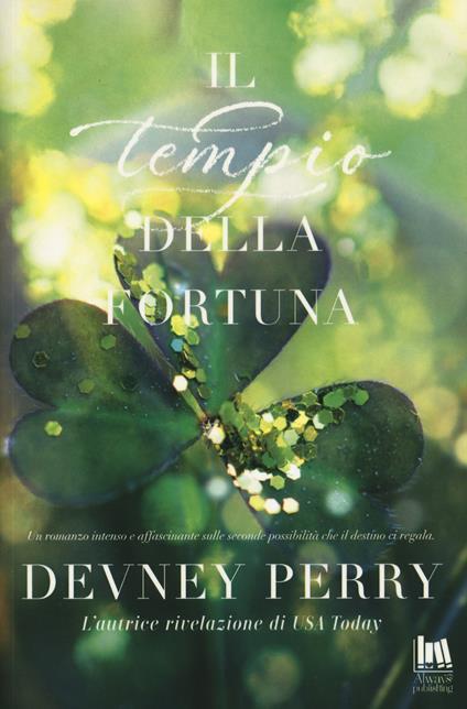 Il tempio della fortuna - Devney Perry - copertina