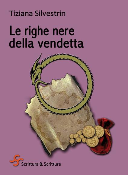 Le righe nere della vendetta - Tiziana Silvestrin - ebook