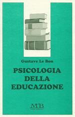 Psicologia della educazione