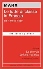 Le lotte di classe in Francia dal 1848 al 1850