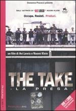 The take-La presa. DVD. Con libro