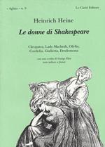 Le donne di Shakespeare. Testo tedesco a fronte