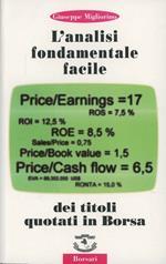 L' analisi fondamentale facile dei titoli quotati in borsa