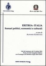 Eritrea-Italia. Scenari politici, economici e culturali