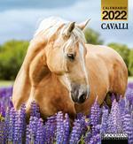 Calendario da parete Cavalli 2022