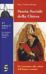 Storia sociale della Chiesa. Vol. 2: Da Costantino alla caduta dell'Impero romano.