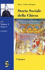 Storia sociale della Chiesa. Vol. 4\1: Apogeo, L'.