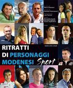 Ritratti di personaggi modenesi sportivi