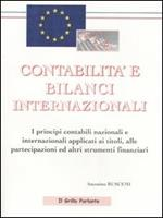 Contabilità e bilanci internazionali