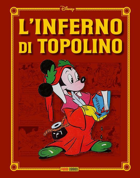 L' inferno di Topolino. Ediz. regular - Guido Martina - copertina
