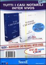 Tutti i casi notarili inter vivos: Nuovi-Nuovissimi casi notarili inter vivos