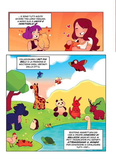 Alla ricerca del pet leggendario - Roby - 3