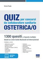Quiz per concorsi da collaboratore sanitario ostetrica/o