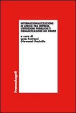 Internazionalizzazione in Africa tra imprese, istituzioni pubbliche e organizzazioni no profit