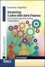Storytelling: il potere delle storie d'impresa. Dal prodotto alla storytelling organization