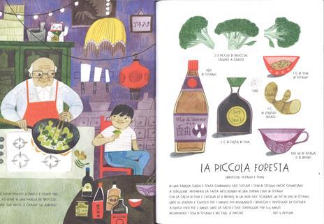 Una festa in via dei giardini con le ricette del mondo. Ediz. illustrata - Felicita Sala - 2