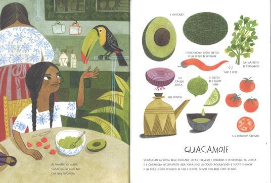 Una festa in via dei giardini con le ricette del mondo. Ediz. illustrata - Felicita Sala - 3