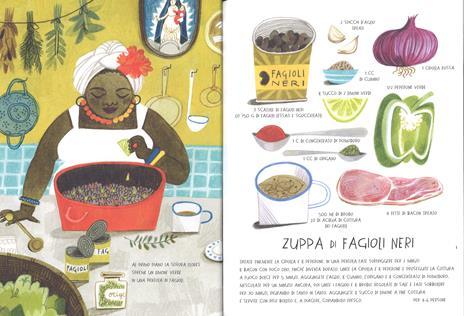 Una festa in via dei giardini con le ricette del mondo. Ediz. illustrata - Felicita Sala - 4