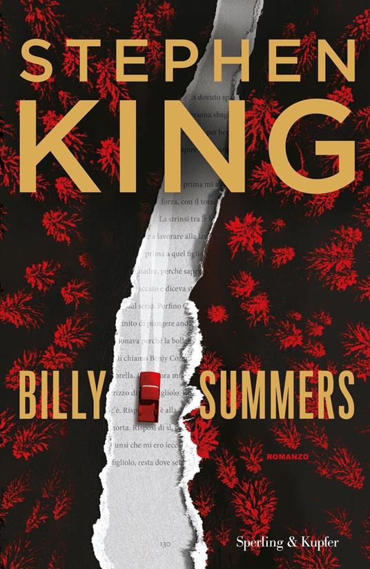 Billy Summers. Ediz. italiana - Stephen King,Luca Briasco - ebook