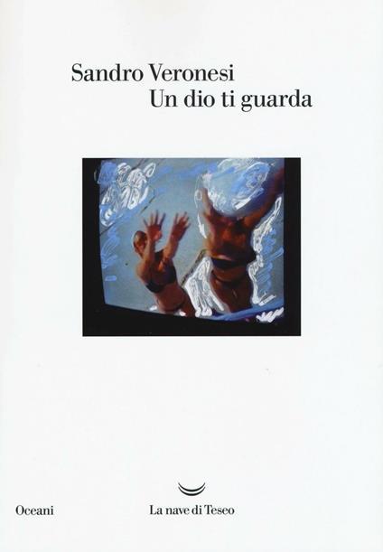 Un dio ti guarda - Sandro Veronesi - copertina