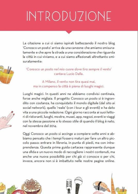 Conosco un posto. Milano - Caterina Zanzi - 3