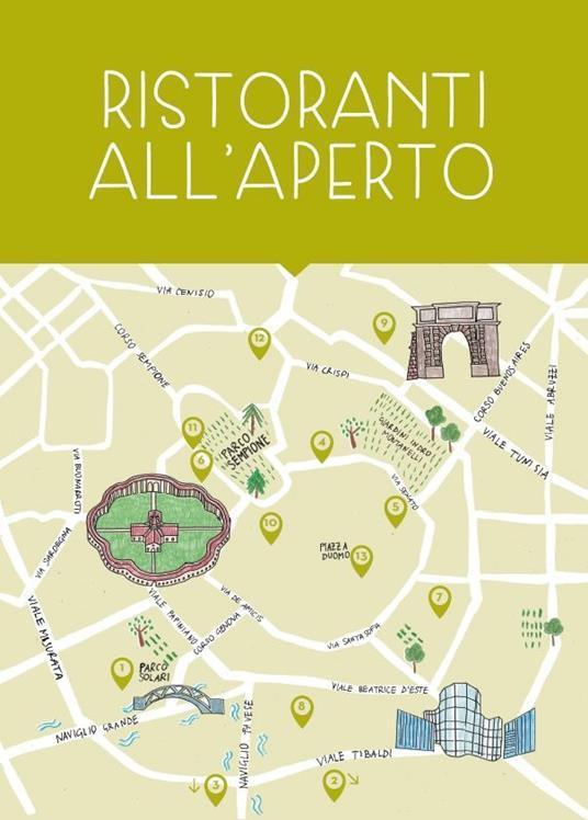 Conosco un posto. Milano - Caterina Zanzi - 6