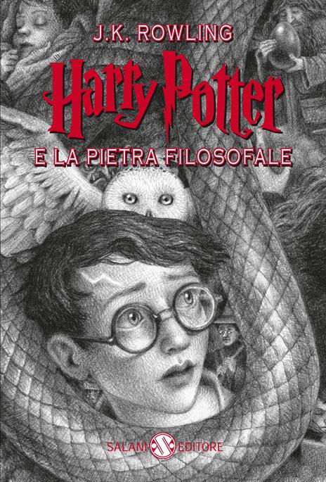 Harry Potter. Cofanetto edizione speciale dei vent'anni - J. K. Rowling - 2