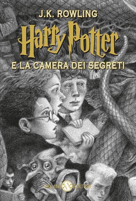 Harry Potter. Cofanetto edizione speciale dei vent'anni - J. K. Rowling - 3