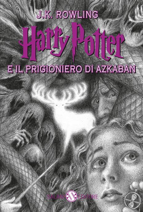 Harry Potter. Cofanetto edizione speciale dei vent'anni - J. K. Rowling - 4
