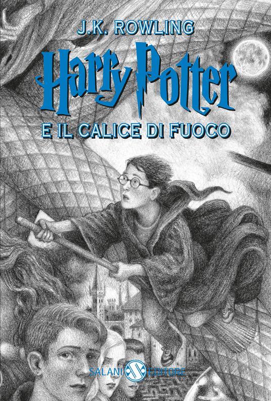 Harry Potter. Cofanetto edizione speciale dei vent'anni - J. K. Rowling - 5