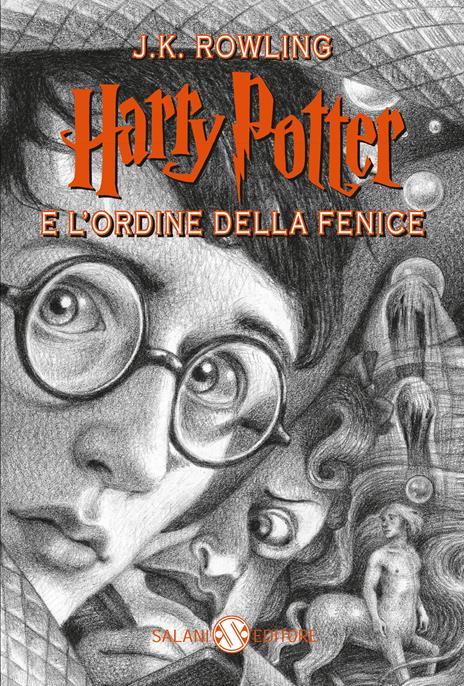 Harry Potter. Cofanetto edizione speciale dei vent'anni - J. K. Rowling - 6