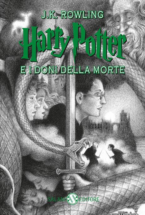 Harry Potter. Cofanetto edizione speciale dei vent'anni - J. K. Rowling - 8