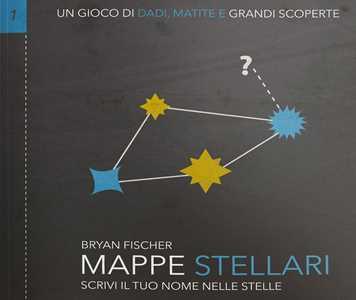 Mappe Stellari (Dadi Matite E… Vol 1). Gioco da tavolo