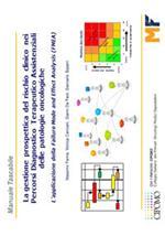 La gestione prospettica del rischio clinico nei Percorsi Diagnostico Terapeutico Assistenziali delle patologie oncologiche. L'applicazione della Failure Mode and Effect Analysis (FMEA)