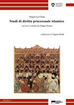 Studi di diritto processuale islamico
