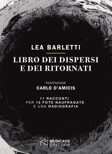 Libro dei dispersi e dei ritornati - Lea Barletti - copertina