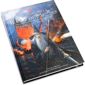 Avventure nella Terra di Mezzo. Manuale del Giocatore. GDR. Gioco da tavolo - ITA