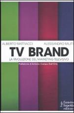 Tv brand. La rivoluzione del marketing televisivo