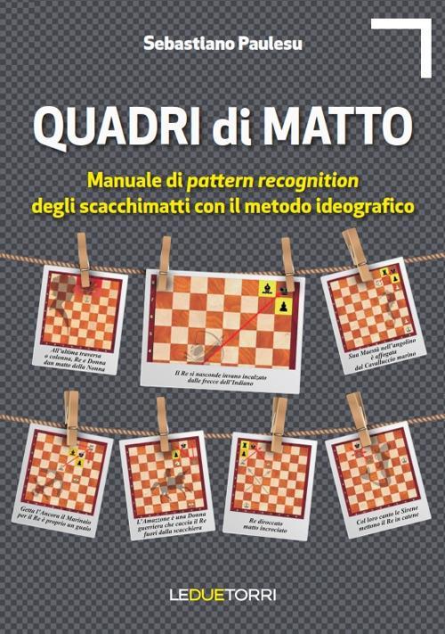 Quadri di matto. Manuale di pattern recognition degli scacchimatti con il metodo ideografico - Sebastiano Paulesu - copertina
